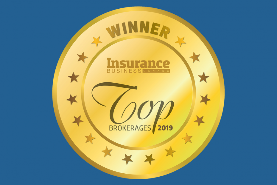 Insurance Business Canada Top Brokerages 2019 awards